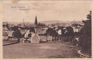 SELB i. Bayern , Germany , PU-1920 ; Gesamtansicht