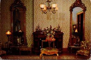 Indiana Indianapolis Benjamin Harrison Home Front Parlor