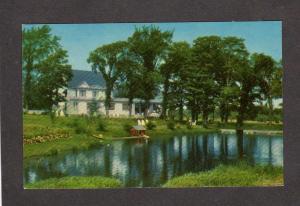 NS Palmeter Country Gift House Nova Scotia Kentville Canada Carte Postale