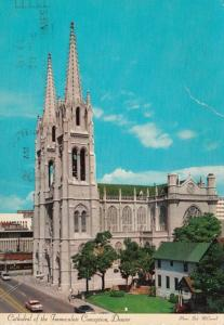 Colorado Denver Cathedral Of The Immaculate Conception 1973
