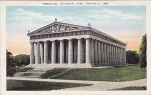 Parthenon Centennial Park Nashville Tennessee
