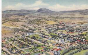 Aerial, Silver City, New Mexico, PU-1944