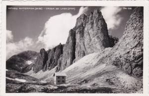 RP, Rifugio Antermoia (2495), CRODA DEL LAGO (2794), Italy, 1920-1940s