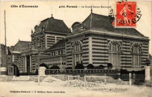 CPA Cote d'Emeraude - PARAMÉ - Le Grand Casino Municipal (298254)