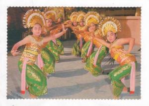 Djanger dance ,  Bali , Indonesia, 60-70s