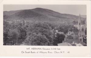 RP: MT. HERMAN , Olean , New York , PU-1951