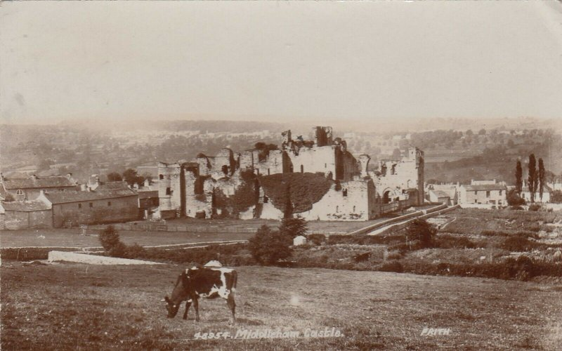 RP: Castle Midolleham , Yorkshire , England , 1908