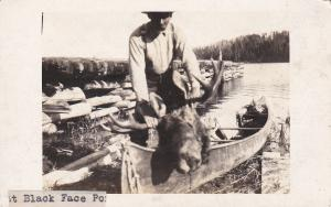 RP: Moose Hunter w/catch, Ontario , Canada , 00-10s