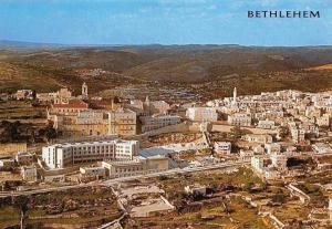 Israel Bethlehem Partial view, The Church of Nativity General view