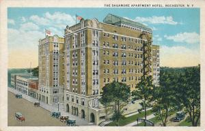 Sagamore Apartment Hotel - Rochester, New York - WB