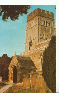 Northamptonshire Postcard - All Saint´s Parish Church, Earls Barton - Ref 17315A