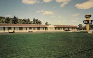 PARRY SOUND , Ontario , 1950-60s ; Val-Karen Motel