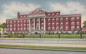 Kentucky Covington William Booth Memorial Hospital Curteich Kraemer Art