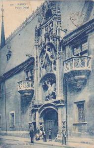 NANCY, Palais Ducal, Meurthe et Moselle, France, PU-1920