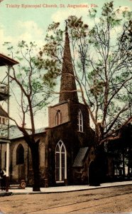 Florida St Augustine Trinity Episcopal Church