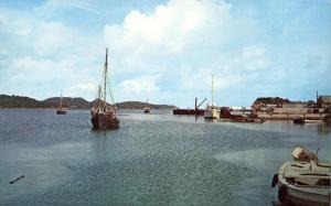St John's Harbour - Antigua, West Indies
