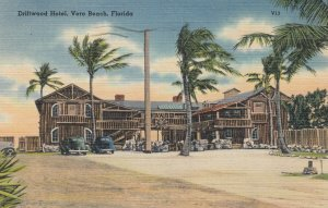 VERO BEACH , Florida , 1930-40s ; Driftwood Hotel