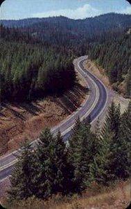 Highway 10 - Coeur d'Alene, Idaho ID