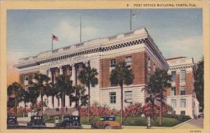Florida Tampa Post Office Building