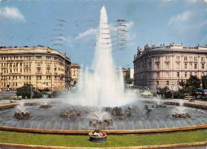 Wien Hochstrahlbrunnen The Hochstrahlbrunnen High Fountain