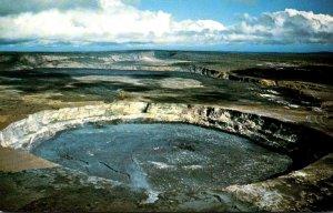 Hawaii Mauna Loa Halemaumau Crater