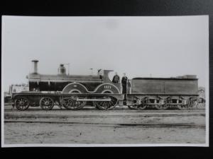 MR Steam Locomotive No.1571 & CREW RP Photocard 110515