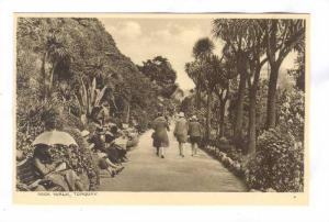 Rock Walk, Torquay (Devon), England, UK, 1910-20s