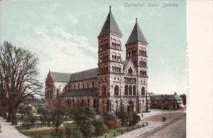Sweden Lund Cathedral