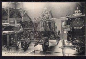 Voiture du Sacre de Charles X,Trianon,Versailles,France BIN