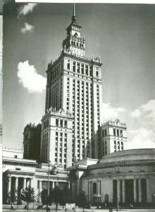 Poland, Warsaw, Placa Kultury I Nauki