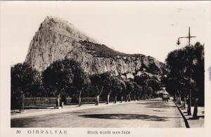RP; GIBRALTOR, Rock North West Face, PU-1954