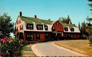Maine Lubec Roosevelt Summer Home On Campobello Island 1976