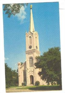 First Presbyterian Church, Port Gibson, Mississippi, 40-60s