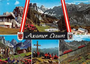 Axamer Lizum multiviews Hoadlhaus Axamer Lizum Gipfelrast Olympiabahn