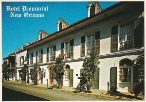 Louisiana New Orleans Hotel Provincial 1024 Rue Chartres