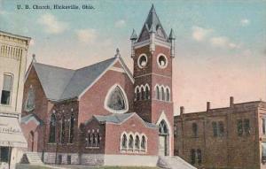 Ohio Hicksville U B Church