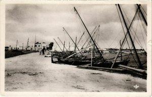 CPA AK ILE DE DJERBA Le Port de Pecheurs TUNISIA (973740)
