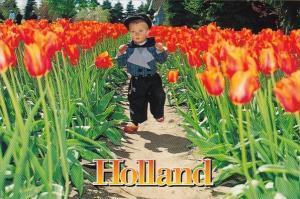 Tall Tulip Holland Michigan