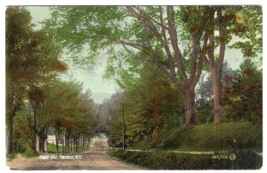 Hanover, N.H., Depot Hill