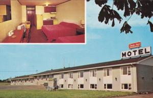 Queens Arms Motel , WEST ROYALTY , P.E.I. , Canada , 50-60s