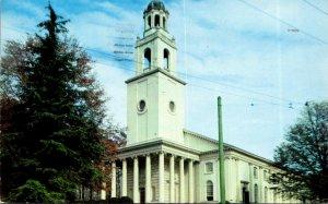 Georgia Atlanta Glenn Memorial Church Emory University 1957