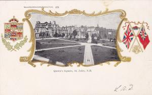 Queen's Square, ST JOHN , New Brunswick, Canada , 00-10