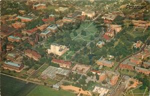 OH, Columbus, Ohio, Aerial View, Postmark 1966, Colourpicture No. P27889