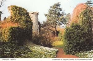 Benington Lordship Gardens Womens Institute Postcard
