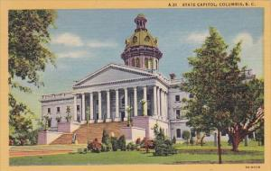 State Capitol Columbia South Carolina