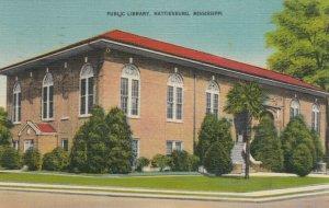 HATTIESBURG , Mississippi, 1947 ; Public Library