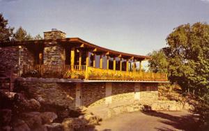 Tea House, Rock Gardens, Hamilton, Ontario, Canada, 1940-1960s