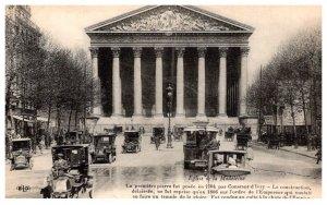 France  Paris Eglise de la Madeleine