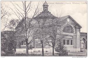 Central Methodist Church, Windsor, Ontario, Canada, 00-10s