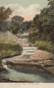 NAUVOO, Illinois, 1907;  Lovers' Glen